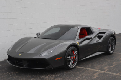 Used 2017 Ferrari 488 Spider Used 2017 Ferrari 488 Spider for sale $279,900 at Cauley Ferrari in West Bloomfield MI 18