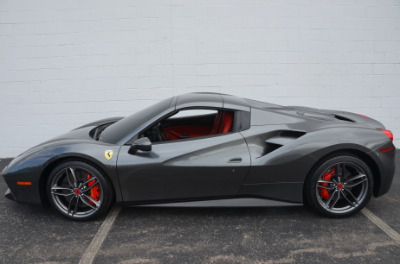 Used 2017 Ferrari 488 Spider Used 2017 Ferrari 488 Spider for sale $279,900 at Cauley Ferrari in West Bloomfield MI 68