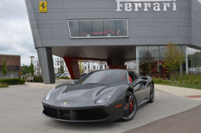 Used 2017 Ferrari 488 Spider Used 2017 Ferrari 488 Spider for sale $279,900 at Cauley Ferrari in West Bloomfield MI 86