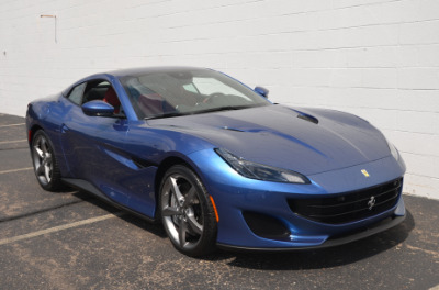 New 2020 Ferrari Portofino New 2020 Ferrari Portofino for sale Call for price at Cauley Ferrari in West Bloomfield MI 17