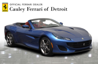 New 2020 Ferrari Portofino New 2020 Ferrari Portofino for sale Call for price at Cauley Ferrari in West Bloomfield MI 4