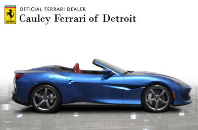 New 2020 Ferrari Portofino New 2020 Ferrari Portofino for sale Call for price at Cauley Ferrari in West Bloomfield MI 5