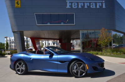 New 2020 Ferrari Portofino New 2020 Ferrari Portofino for sale Call for price at Cauley Ferrari in West Bloomfield MI 56