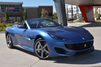 New 2020 Ferrari Portofino New 2020 Ferrari Portofino for sale Call for price at Cauley Ferrari in West Bloomfield MI 58