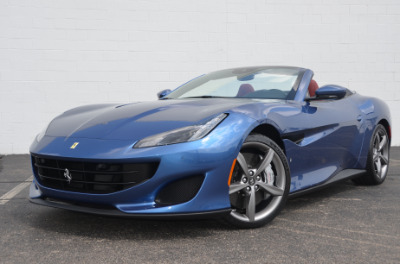 New 2020 Ferrari Portofino New 2020 Ferrari Portofino for sale Call for price at Cauley Ferrari in West Bloomfield MI 59