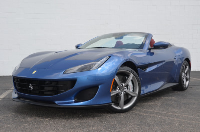 New 2020 Ferrari Portofino New 2020 Ferrari Portofino for sale Call for price at Cauley Ferrari in West Bloomfield MI 61
