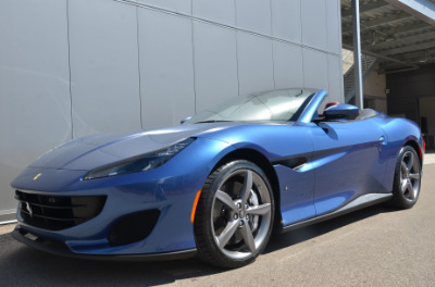 New 2020 Ferrari Portofino New 2020 Ferrari Portofino for sale Call for price at Cauley Ferrari in West Bloomfield MI 63
