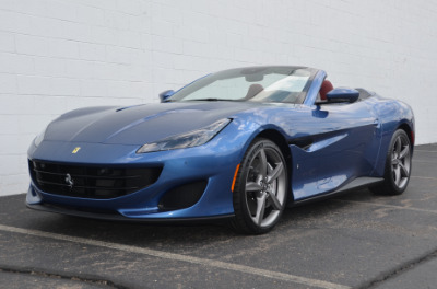 New 2020 Ferrari Portofino New 2020 Ferrari Portofino for sale Call for price at Cauley Ferrari in West Bloomfield MI 71