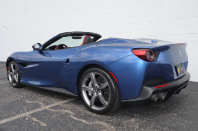 New 2020 Ferrari Portofino New 2020 Ferrari Portofino for sale Call for price at Cauley Ferrari in West Bloomfield MI 75
