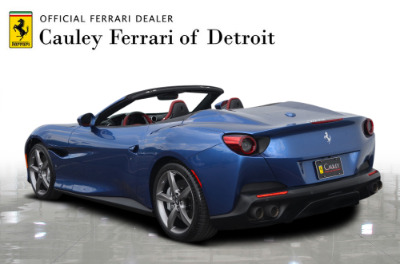 New 2020 Ferrari Portofino New 2020 Ferrari Portofino for sale Call for price at Cauley Ferrari in West Bloomfield MI 8