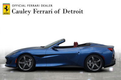 New 2020 Ferrari Portofino New 2020 Ferrari Portofino for sale Call for price at Cauley Ferrari in West Bloomfield MI 9