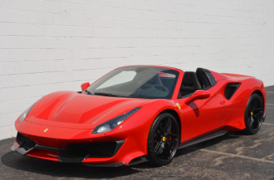 Used 2019 Ferrari 488 Pista Spider Used 2019 Ferrari 488 Pista Spider for sale Sold at Cauley Ferrari in West Bloomfield MI 10