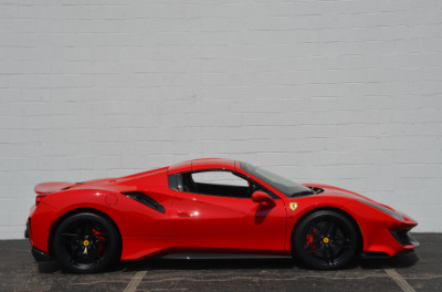Used 2019 Ferrari 488 Pista Spider Used 2019 Ferrari 488 Pista Spider for sale Sold at Cauley Ferrari in West Bloomfield MI 13