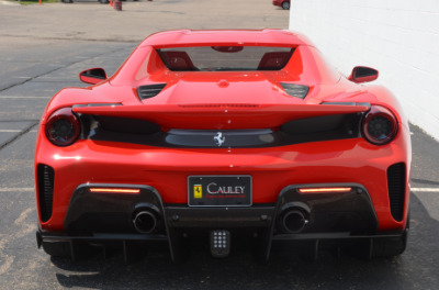 Used 2019 Ferrari 488 Pista Spider Used 2019 Ferrari 488 Pista Spider for sale Sold at Cauley Ferrari in West Bloomfield MI 15