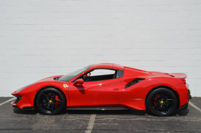 Used 2019 Ferrari 488 Pista Spider Used 2019 Ferrari 488 Pista Spider for sale Sold at Cauley Ferrari in West Bloomfield MI 17