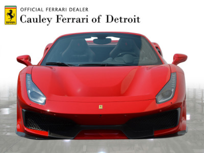 Used 2019 Ferrari 488 Pista Spider Used 2019 Ferrari 488 Pista Spider for sale Sold at Cauley Ferrari in West Bloomfield MI 3