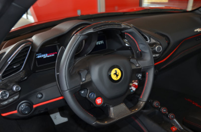 Used 2019 Ferrari 488 Pista Spider Used 2019 Ferrari 488 Pista Spider for sale Sold at Cauley Ferrari in West Bloomfield MI 30