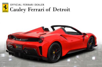 Used 2019 Ferrari 488 Pista Spider Used 2019 Ferrari 488 Pista Spider for sale Sold at Cauley Ferrari in West Bloomfield MI 6