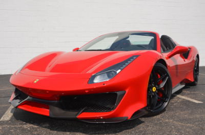 Used 2019 Ferrari 488 Pista Spider Used 2019 Ferrari 488 Pista Spider for sale Sold at Cauley Ferrari in West Bloomfield MI 61