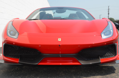 Used 2019 Ferrari 488 Pista Spider Used 2019 Ferrari 488 Pista Spider for sale Sold at Cauley Ferrari in West Bloomfield MI 63