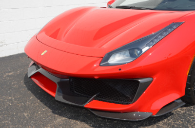 Used 2019 Ferrari 488 Pista Spider Used 2019 Ferrari 488 Pista Spider for sale Sold at Cauley Ferrari in West Bloomfield MI 65