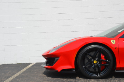 Used 2019 Ferrari 488 Pista Spider Used 2019 Ferrari 488 Pista Spider for sale Sold at Cauley Ferrari in West Bloomfield MI 67
