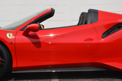 Used 2019 Ferrari 488 Pista Spider Used 2019 Ferrari 488 Pista Spider for sale Sold at Cauley Ferrari in West Bloomfield MI 68
