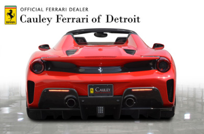 Used 2019 Ferrari 488 Pista Spider Used 2019 Ferrari 488 Pista Spider for sale Sold at Cauley Ferrari in West Bloomfield MI 7