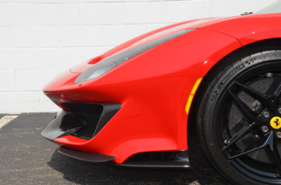 Used 2019 Ferrari 488 Pista Spider Used 2019 Ferrari 488 Pista Spider for sale Sold at Cauley Ferrari in West Bloomfield MI 78