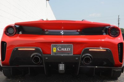 Used 2019 Ferrari 488 Pista Spider Used 2019 Ferrari 488 Pista Spider for sale Sold at Cauley Ferrari in West Bloomfield MI 83