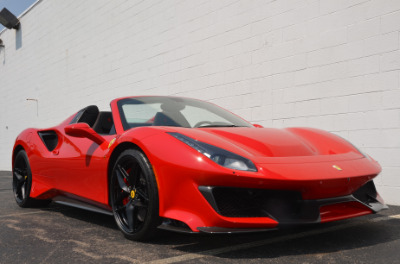 Used 2019 Ferrari 488 Pista Spider Used 2019 Ferrari 488 Pista Spider for sale Sold at Cauley Ferrari in West Bloomfield MI 84