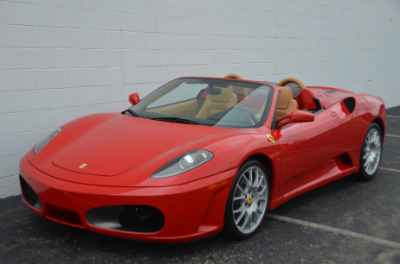 Used 2006 Ferrari F430 Spider F1 Spider Used 2006 Ferrari F430 Spider F1 Spider for sale Sold at Cauley Ferrari in West Bloomfield MI 10