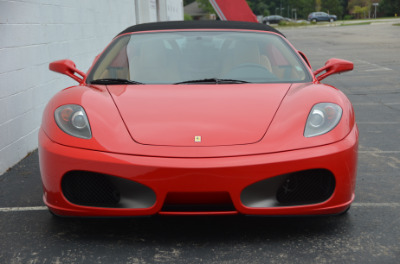 Used 2006 Ferrari F430 Spider F1 Spider Used 2006 Ferrari F430 Spider F1 Spider for sale Sold at Cauley Ferrari in West Bloomfield MI 11