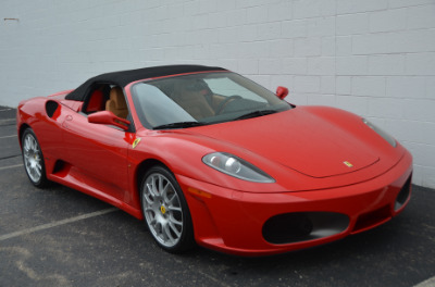 Used 2006 Ferrari F430 Spider F1 Spider Used 2006 Ferrari F430 Spider F1 Spider for sale Sold at Cauley Ferrari in West Bloomfield MI 12