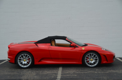 Used 2006 Ferrari F430 Spider F1 Spider Used 2006 Ferrari F430 Spider F1 Spider for sale Sold at Cauley Ferrari in West Bloomfield MI 13