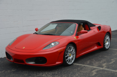 Used 2006 Ferrari F430 Spider F1 Spider Used 2006 Ferrari F430 Spider F1 Spider for sale Sold at Cauley Ferrari in West Bloomfield MI 18