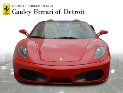 Used 2006 Ferrari F430 Spider F1 Spider Used 2006 Ferrari F430 Spider F1 Spider for sale Sold at Cauley Ferrari in West Bloomfield MI 3