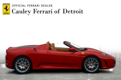Used 2006 Ferrari F430 Spider F1 Spider Used 2006 Ferrari F430 Spider F1 Spider for sale Sold at Cauley Ferrari in West Bloomfield MI 5