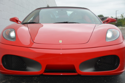 Used 2006 Ferrari F430 Spider F1 Spider Used 2006 Ferrari F430 Spider F1 Spider for sale Sold at Cauley Ferrari in West Bloomfield MI 61