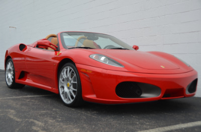 Used 2006 Ferrari F430 Spider F1 Spider Used 2006 Ferrari F430 Spider F1 Spider for sale Sold at Cauley Ferrari in West Bloomfield MI 64