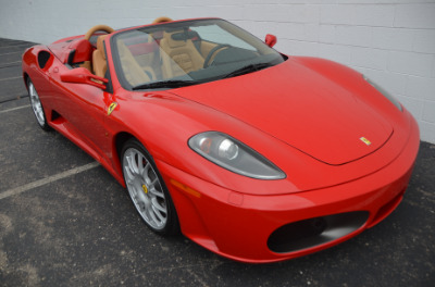 Used 2006 Ferrari F430 Spider F1 Spider Used 2006 Ferrari F430 Spider F1 Spider for sale Sold at Cauley Ferrari in West Bloomfield MI 65