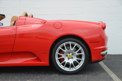 Used 2006 Ferrari F430 Spider F1 Spider Used 2006 Ferrari F430 Spider F1 Spider for sale Sold at Cauley Ferrari in West Bloomfield MI 71