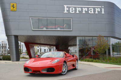 Used 2006 Ferrari F430 Spider F1 Spider Used 2006 Ferrari F430 Spider F1 Spider for sale Sold at Cauley Ferrari in West Bloomfield MI 72