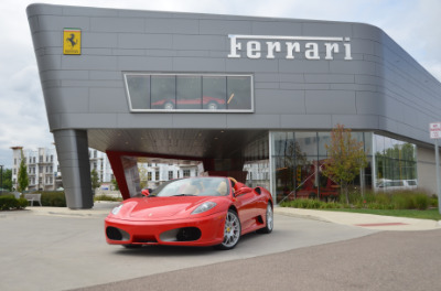 Used 2006 Ferrari F430 Spider F1 Spider Used 2006 Ferrari F430 Spider F1 Spider for sale Sold at Cauley Ferrari in West Bloomfield MI 73