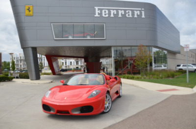 Used 2006 Ferrari F430 Spider F1 Spider Used 2006 Ferrari F430 Spider F1 Spider for sale Sold at Cauley Ferrari in West Bloomfield MI 74