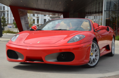 Used 2006 Ferrari F430 Spider F1 Spider Used 2006 Ferrari F430 Spider F1 Spider for sale Sold at Cauley Ferrari in West Bloomfield MI 75