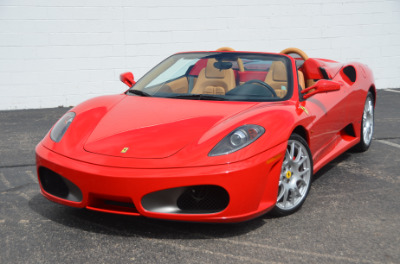 Used 2006 Ferrari F430 Spider F1 Spider Used 2006 Ferrari F430 Spider F1 Spider for sale Sold at Cauley Ferrari in West Bloomfield MI 76