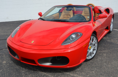 Used 2006 Ferrari F430 Spider F1 Spider Used 2006 Ferrari F430 Spider F1 Spider for sale Sold at Cauley Ferrari in West Bloomfield MI 77