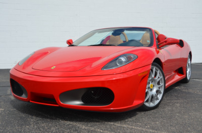 Used 2006 Ferrari F430 Spider F1 Spider Used 2006 Ferrari F430 Spider F1 Spider for sale Sold at Cauley Ferrari in West Bloomfield MI 78