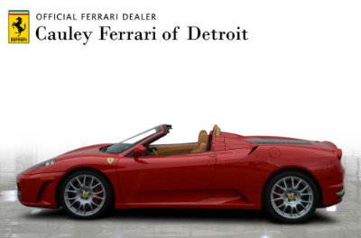 Used 2006 Ferrari F430 Spider F1 Spider Used 2006 Ferrari F430 Spider F1 Spider for sale Sold at Cauley Ferrari in West Bloomfield MI 9